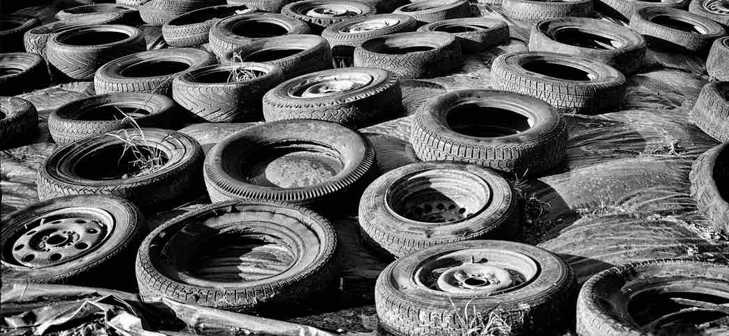 New licensing rules: Scotland to clamp down illegal waste tyre