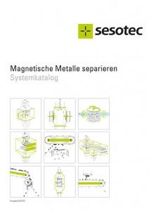 In der neuen Auflage des Magnetkatalogs von Sesotec sind wieder umfassende Informationen rund um das Thema Magnete zu finden (Abb.: Sesotec GmbH)