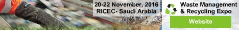 Waste Management & Recycling Expo Saudi Arabia