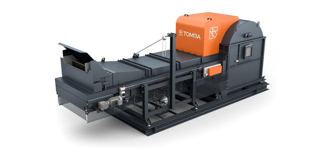 tomra machine