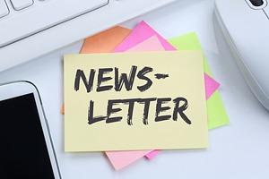 Newsletter bestellen