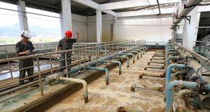 Ziel ist es, die galvanischen Abwässer so zu reinigen, dass sie keine Belastung für die Umwelt darstellen (Foto: ZhongDe Metal Group GmbH)