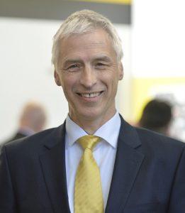 Dr. Uwe Habich, Geschäftsführer bei STEINERT (Foto: Steinert GmbH)