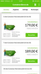 Abb.: Entsorgung Punkt DE GmbH