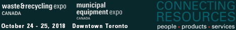Waste & Recycling Expo Canada 2018