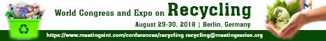 World Congress and Expo on Recycling