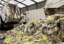 flaschen aus recyclat