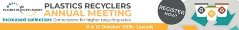 Plastics Recyclers Annual Meeting 2018