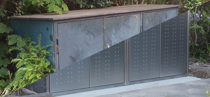 paul wolff gmbh tauschte ltesten m llschrank gegen. Black Bedroom Furniture Sets. Home Design Ideas