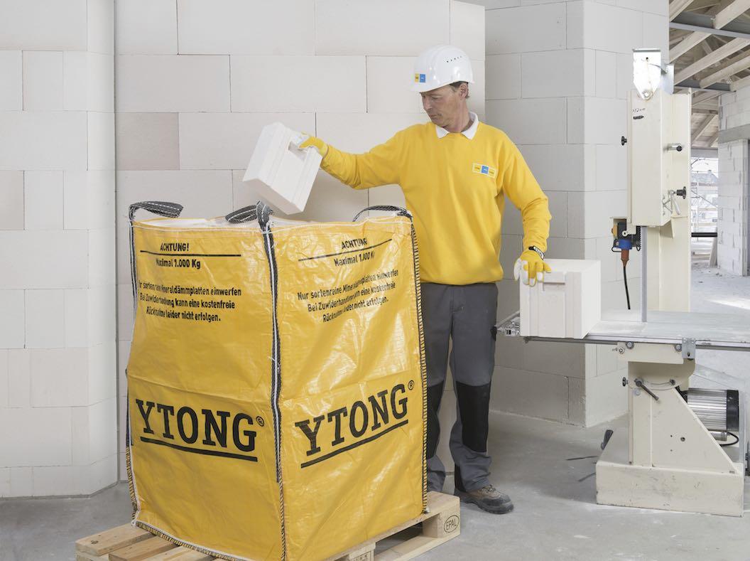 Neues Big Bag Konzept Zur Entsorgung Von Porenbeton Und