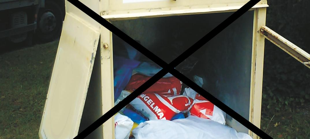 Kleidercontainer nurnberg