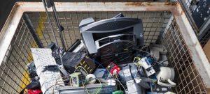 Elektroschrott: Verfehltes Sammelziel – Lasche Vorgaben
