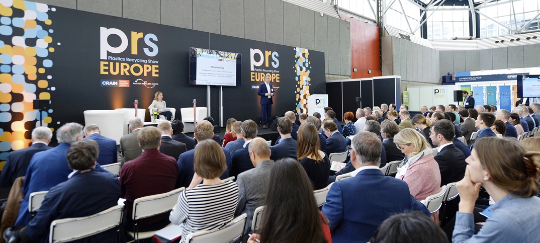 Plastics Recycling Show Europe 2019 – the latest industry ...