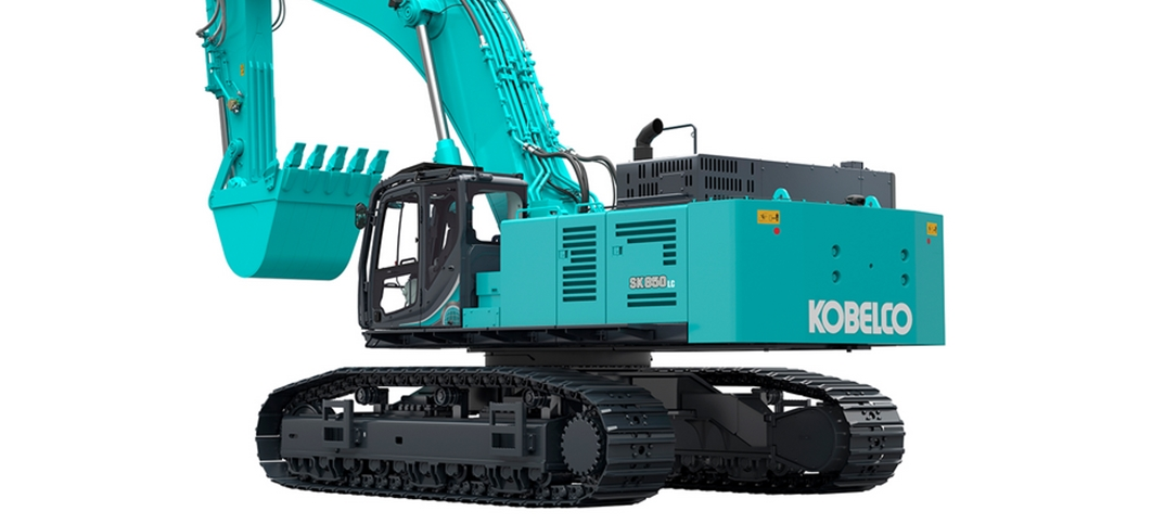 bauma 2019: Kobelco will first showcase its largest excavator in