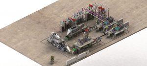 MAG-Abfallentsorgung erweitert Sortieranlage um Herbold-PET-Waschanlage