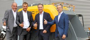 Rokla expandiert mit Übernahme von Hartl Crusher in den Brecher- und Siebsektor