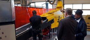 Thüringens Ministerpräsident Bodo Ramelow besuchte Nestro Lufttechnik
