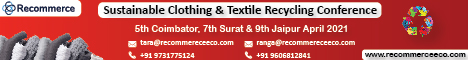 Sustainable Clothing & Textile Recycling Conference