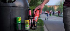 """Littering von Getränkedosen ist auf """"historischem Tief"""""""